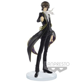 Lelouch Lamperouge Figure Code Geass  Lelouch of the Rebellion  EXQ