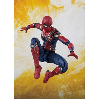 SH Figuarts Iron Spider Vengadores Infinity War