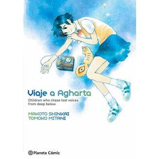 Viaje A Agharta Manga Oficial Planeta Comic (spanish)