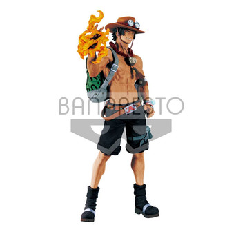 Figura Portgas D. Ace One Piece Big Size