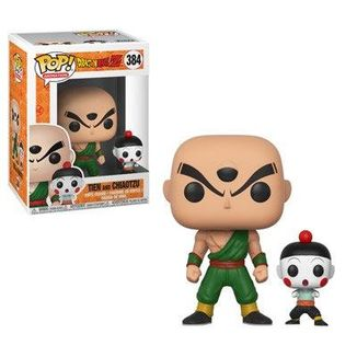 Funko POP! Ten Shin Han & Chaos Dragon Ball Z