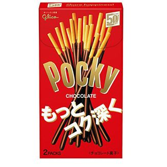 Pocky de Chocolate