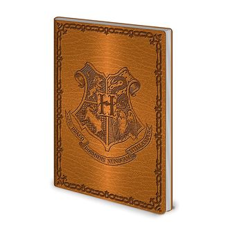 Libreta Flexi-Cover Harry Potter Hogwarts