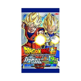 Collectible Card and Dragon Ball Gum