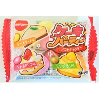 Meiji Cake Flavored Chewy Candies