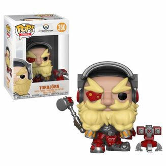 Torbjorn Funko POP! Overwatch