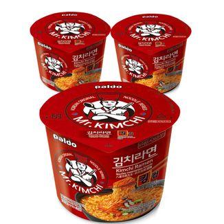 Ramen Noodles Mr. Kimchi King Cup