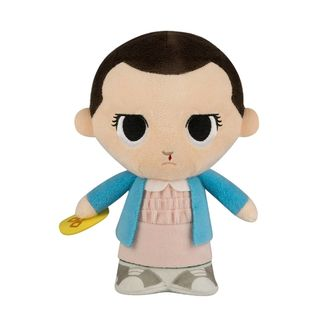 Plush Doll Eleven Super Cute Stranger Things