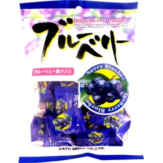 Blueberry Candy Bag