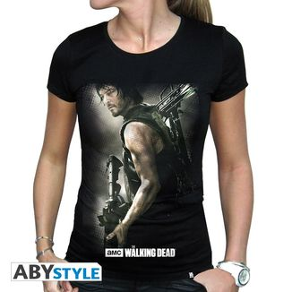 Camiseta Mujer The Walking Dead Daryl Crossbow