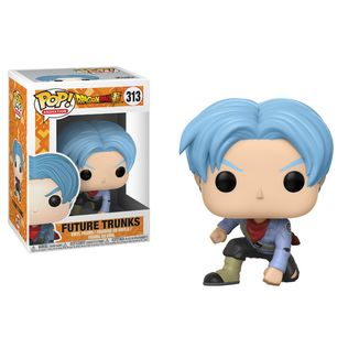 Figura Dragon Ball Super Future Trunks Funko POP!