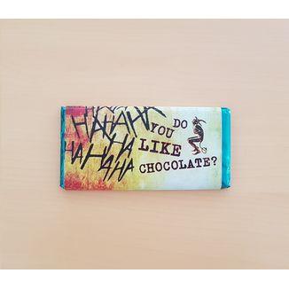Chocolatina The Joker Batman
