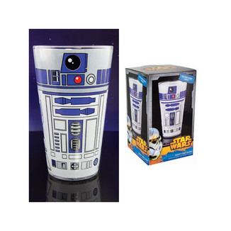 Vaso Cristal Star Wars R2-D2