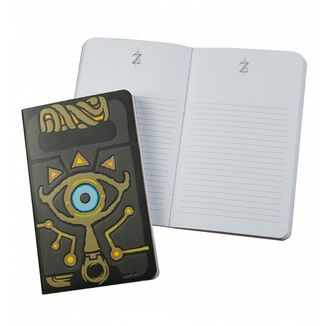Libreta The Legend of Zelda Breath of the Wild Piedra Sheikah