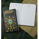 The Legend of Zelda Breath of the Wild Sheikah Slate Notebook