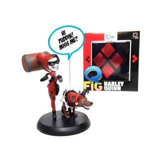 DC Comics Figure Harley Quinn LC Exclusive Q-Fig