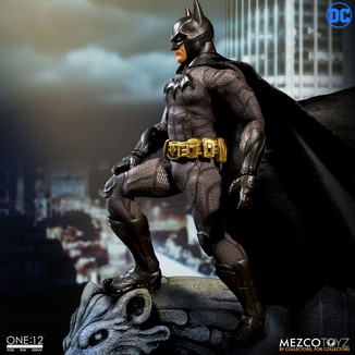 Figura Sovereign Knight Batman DC Comics