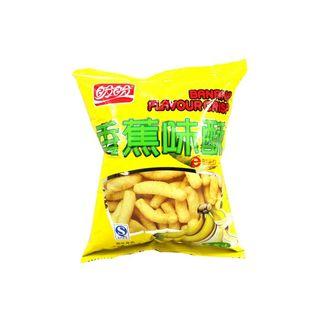 Aperitivo de Pan Frito Sabor Banana