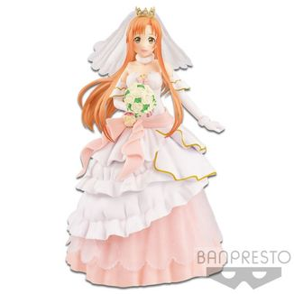 Figura Wedding Asuna EXQ Sword Art Online Code Register