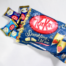 Sparkling Wine And Strawberry Mini Kit Kat (unit)
