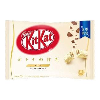 Bolsa de Kit Kat Mini sabor Chocolate Blanco