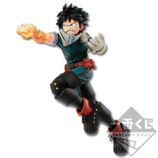 Figura Izuku Midoriya My Hero Academia Last One Ichiban Kuji