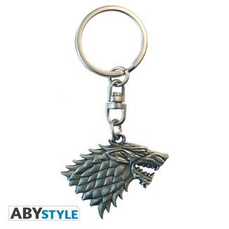 House Stark Keychain Game Of Thrones