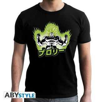 Camiseta Broly SS Dragon Ball Super