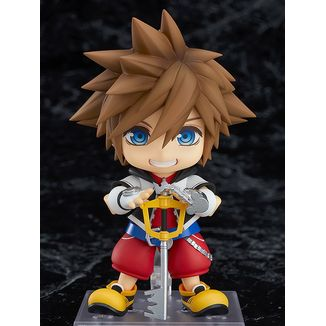 Sora Nendoroid 965 Kingdom Hearts