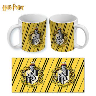 Taza Harry Potter Hufflepuff Stripes