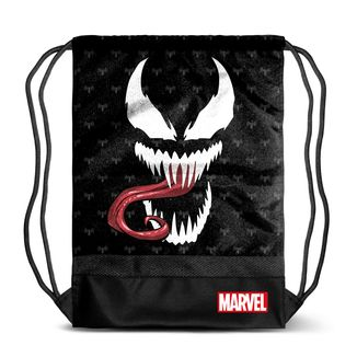 Bolsa Gym Venom Tongue Marvel Comics