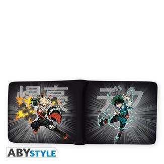 Izuku & Bakugo Wallet My Hero Academia