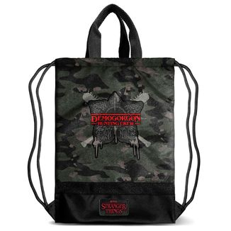 Demogorgon Stranger Things Gym Bag with Handles