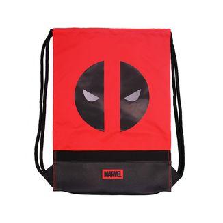Deadpool Sackpack Marvel Comics Red