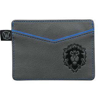 World of Warcraft Alliance Travel Card Wallet
