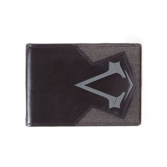 Cartera Assassin's Creed Syndicate Logo Gris