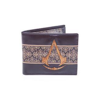Cartera Assassin's Creed Movie Logo Madera