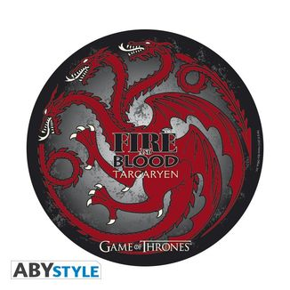 Game of Thrones Mouse Pad Targaryen