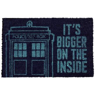 Doormat Doctor Who Tardis