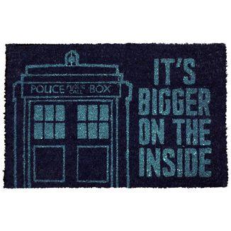 Felpudo Doctor Who Tardis