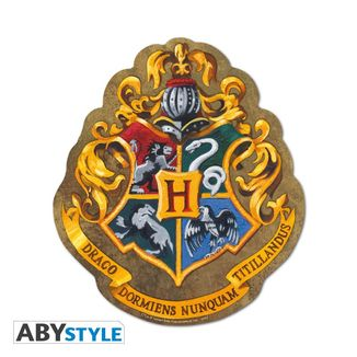 Harry Potter Mouse Blazon Hogwarts
