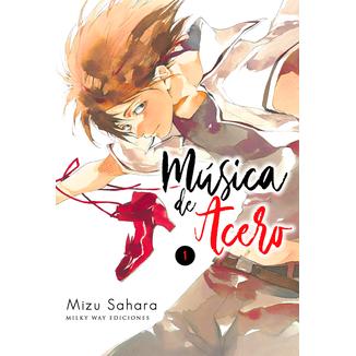 Música de Acero #01 Manga Oficial Milky Way Ediciones