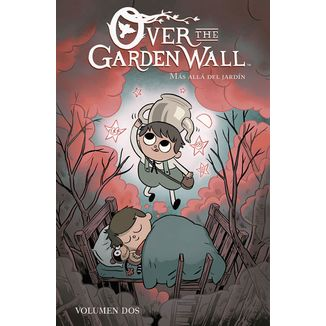 Over the Garden Wall Más Allá del Jardín #02 (spanish) Manga Oficial Norma Editorial