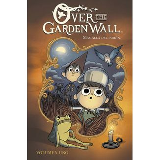 Over the Garden Wall Más Allá del Jardín #01 (spanish) Manga Oficial Norma Editorial