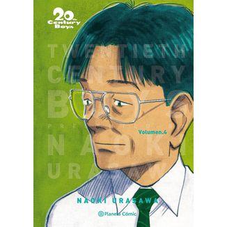 20th Century Boys (Nueva Edición) #04 Manga Oficial Planeta Comic