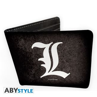 Death Note Wallet L