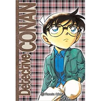 Detective Conan Ed. Kanzenban #31 Manga Oficial Planeta Comic
