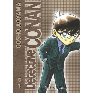 Detective Conan Ed Kanzenban #33 Manga Oficial Planeta Comic