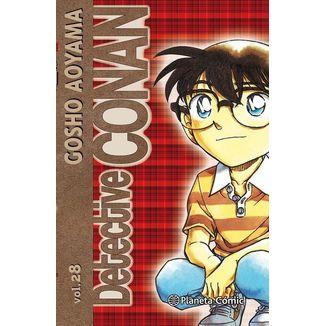 Detective Conan Ed. Kanzenban #28 Manga Oficial Planeta Comic