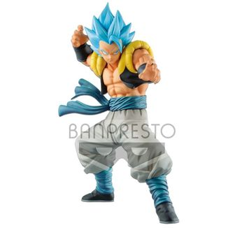 Figura Gogeta SSGSS Masterlise Dragon Ball Super
